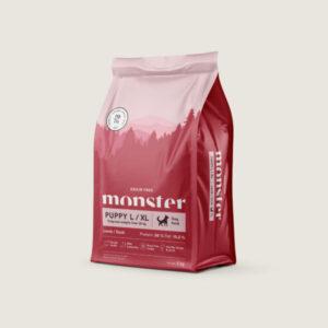 MONSTER GRAIN FREE PUPPY L/XL 12 KG