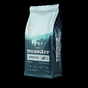 monster sensitive