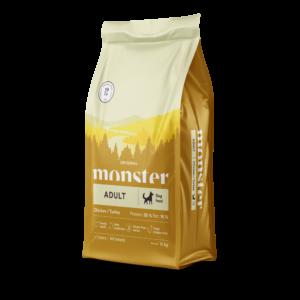 Monster adult 12 kg hundefoder